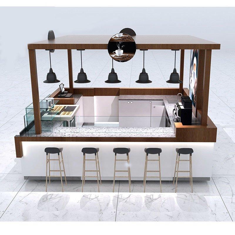 coffee showcase