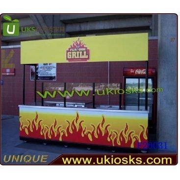 Outdoor Kiosk