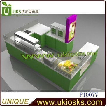 Ice Cream Kiosk & Gelato Cart