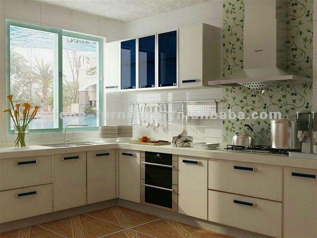 Aftertaste long Kitchen cabinet design&designs of kitchen ...