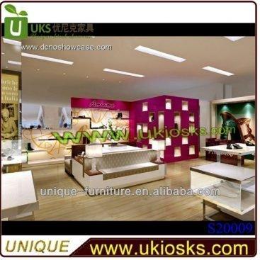 Retail Kiosk & Display Unit