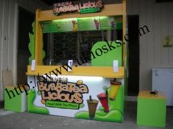 Street Vending Kiosk