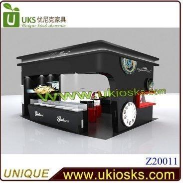 Watch kiosk