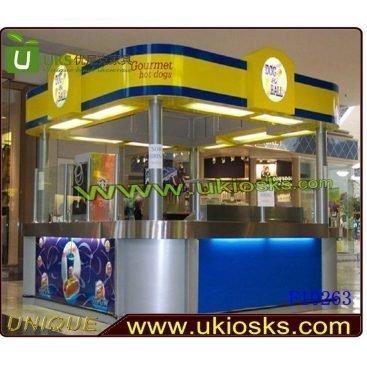 Ice Cream Kiosk & Gelato Cart