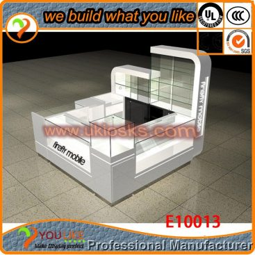 Cell Phone Accessories Kiosk