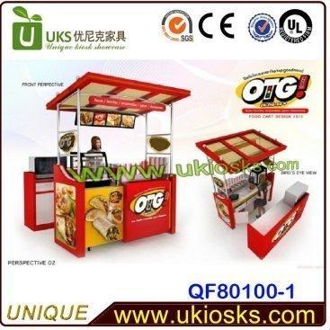 Crepe Kiosk & Crepe Cart