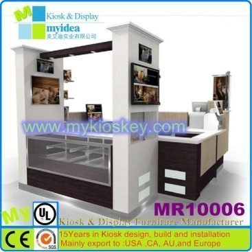 Retail Kiosk & Display Unit