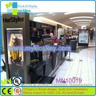 Hairdressing Kiosk