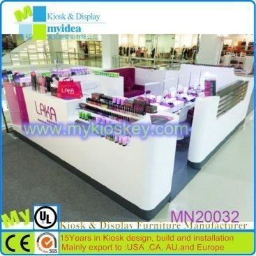 Nail Bar kiosk & Nail Table
