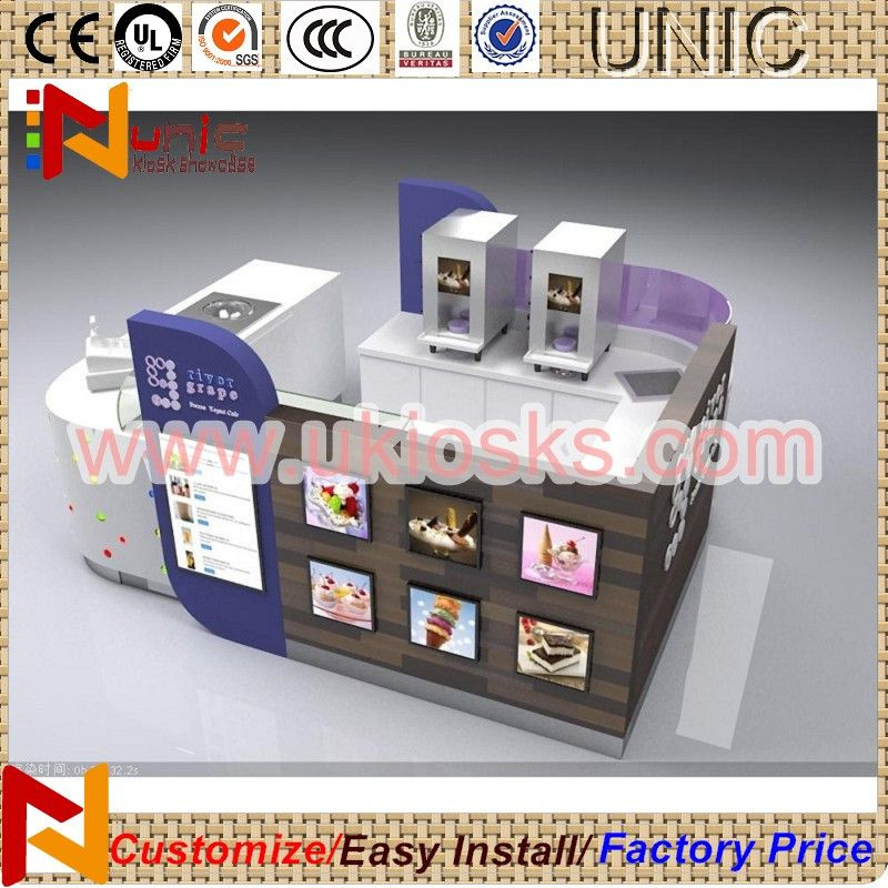 high quality and factory direct sale price kiosk manufacturer ,mall