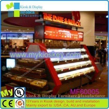 Candy kiosk & candy cart