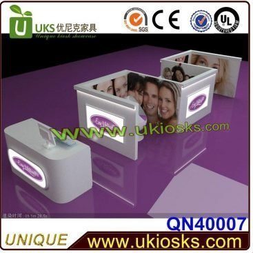 Teeth whitening Kiosk