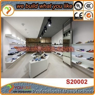 Shoes Store Fixtures