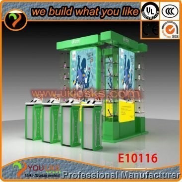Cell Phone Repair Kiosk