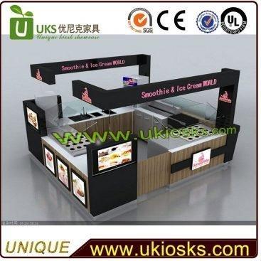Juice bar & juice kiosk