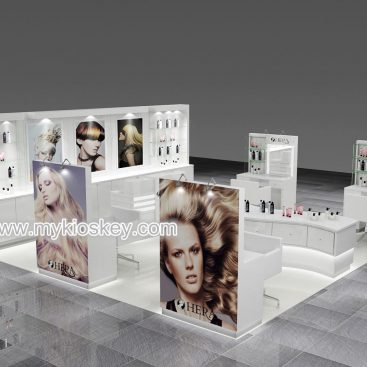 Hairdressing Kiosk