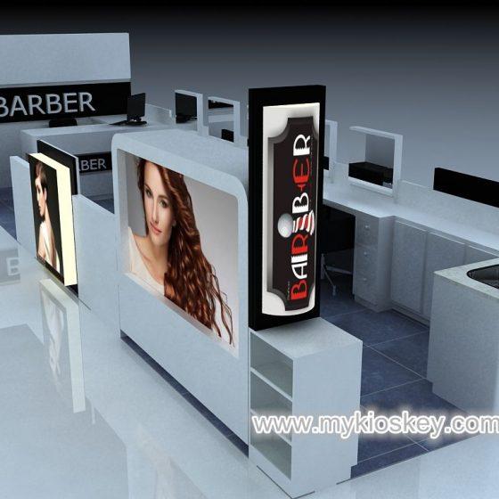 Hair Cutting Kiosk & Barber Shop