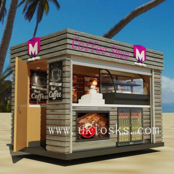 Outdoor Coffee Stand - Home Interior Blog