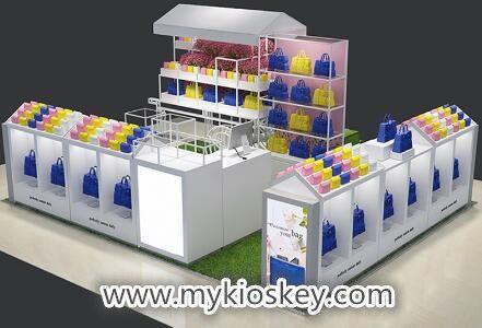 1Frozen Yogurt Kiosk